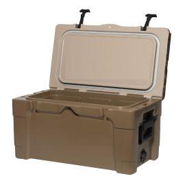 滚塑食品保温箱、冷藏箱、生鲜冷藏箱、军用箱、干冰储藏箱