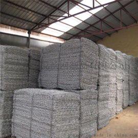供应水利生态石笼网 高强镀锌铁丝网六角网 防洪用