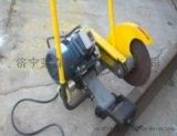 DQG-4.0型电动切轨切割切割断面质量符合铁道