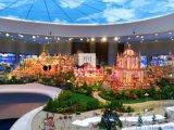 行業標杆巨作——貴陽恆大童世界樂園沙盤