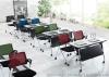 網布多功能椅子廠家,可折疊多功能培訓椅,記者座椅,多功能會議椅