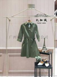 广州宠爱女人折扣服装哪家好 城绘品牌女装折扣就到广州明浩