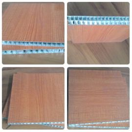 10mm铝蜂窝板 选材精良 工艺先进和构造合理