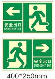 紧急出口标志