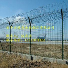 体育场围栏框架放护网厂家直销