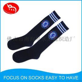 广东厂家直销 轻松拉上膝盖 男女运动袜 男女童袜子 毛巾底足球袜