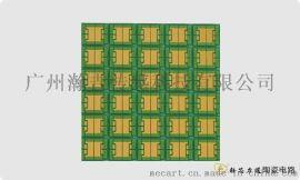 钰芯 陶瓷基板金属化 发光二极管基板 灯珠基板 led电路板
