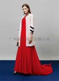 一线专柜高端品牌羽绒服 品牌折扣连衣裙 一手货源