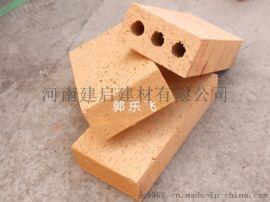 砖厂陶土烧结砖景观盲道行道路面砖