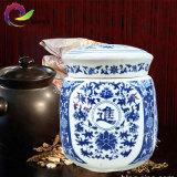 景德镇陶瓷罐子 陶瓷膏方罐订做 罐子厂家