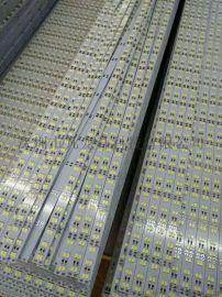 LED高端櫃臺硬燈條2835雙排168燈