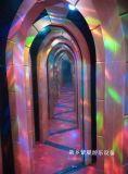 紫晨游乐设备厂厂家直销新型木质镜子迷宫益智游乐设备