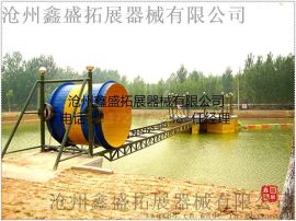 供应水上拓展设备水上桥富贵鱼组合水上乐园