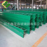 专业生产广西组合式玻璃钢电缆桥架