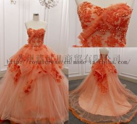 2018 蓬蓬婚纱Ball Bridal Gown