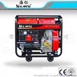 5KW开架三相柴油发电机,10马力风冷柴油发电机,1匹空调专用发电机