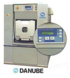 法國進口原裝DANUBE多瑙河醫用雙扉雙開門衛生隔離式洗衣機