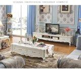 欧式电视柜茶几组合套装 韩式田园地柜小户型客厅家具茶桌