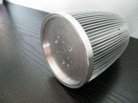 上海港旺6063LDE燈殼散熱器