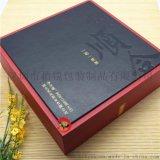 廠家定做4格高檔木盒茶葉盒