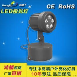 5*2W景观LED投光灯