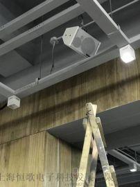 健身房背景音响技术支持、工程安装、