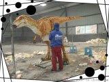 恐龙模型 恐龙服出租 恐龙皮套公司 恐龙表演服制作工厂