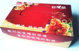 广告抽纸盒 纸巾盒 CH40004