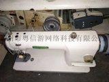 冚车双针直眼钉扣打边机缝纫机针车制衣设备广州地区
