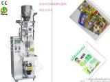 全自动qq糖连包包装机
