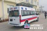 新时代全顺v348救护车,运输型救护车,救护车厂家