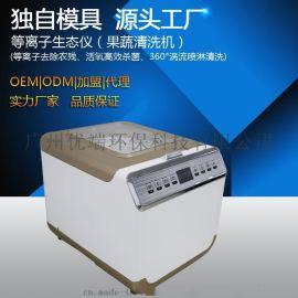 廣州優質廠家OEMSTY-01等離子生態儀  果蔬解毒機OEM   家用果蔬清洗機批發
