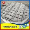 带筒体不锈钢丝网除沫器 304材质异型丝网除沫器