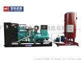 玉柴200KW沼气发电机组厂家供货