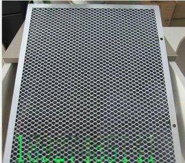 厂家直销金属蜂窝空调防尘网