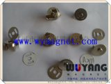 【廠家直銷】供應出口,貿易,服裝磁鈕,超薄,壓花環保磁鈕