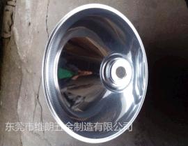 铝制加工旋压灯罩,LED工矿灯,办公司灯罩,铝罩