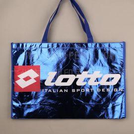無紡布袋定做 彩色覆膜無紡布袋子訂做 手提環保廣告購物袋定