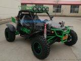 两座1500cc钢管沙滩车,全地形车生产厂家图片