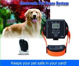 宠物电子围栏X-800防水充电止吠器