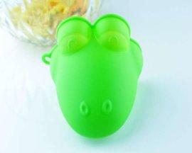 硅膠防燙隔熱青蛙手套