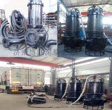 强化结构设计抽沙泵\提高抽取泥沙浓度\搅拌排沙泵