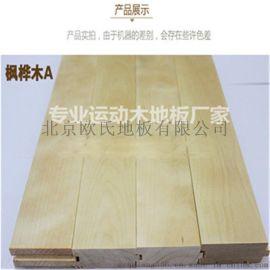 楓樺木面板 籃球場運動木地板