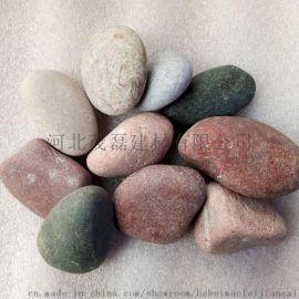 鹅卵石地暖豆石大小水洗石水过滤变压器石头砾石天然抛光鹅卵石
