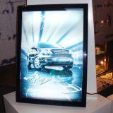 超薄灯箱,超薄铝合金翻盖灯箱,广州超薄灯箱