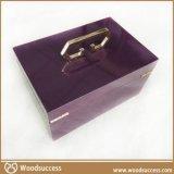 高档纯手工制作木制珠宝、礼物盒