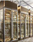 北京不鏽鋼紅酒櫃定制恆溫恆溼酒櫃