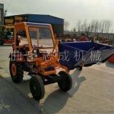 ZL06小型铲土机工地用单缸轮式装载机搅拌机上料专用小铲车