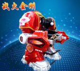 天赋游乐设备机器人战火金刚