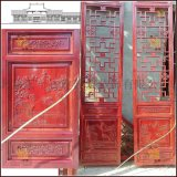廠家定制中式花格仿古實木門窗